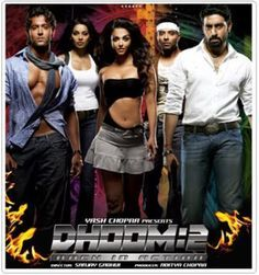 Dhoom 2.  Without a doubt, one of the best movies out there.
