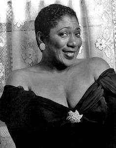 """Bessie Smith. American singer dubbed """"Empress Of The Blues (1894-1937)"""