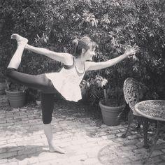 IGNITE YOUR POTENTIAL Day 6 – Natarajasana – Dancers pose @Yoga Flame Challenge