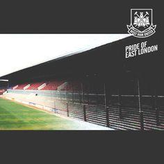 Chicken Run......East Stand