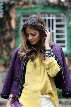 Yellow+Purple