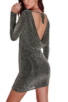 Resultados de la búsqueda de imágenes: vestido espalda sexy - Yahoo Search Results Yahoo Search