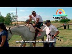Equinoterapia: caballos que sanan en Carhué
