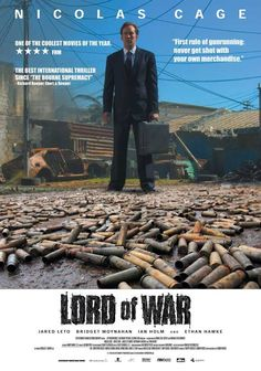 Nicolas Cage in Lord of War Bridget Moynahan, Nicolas Cage, Jared Leto, Hd Movies, Movies Online, Movie Film, Eamonn Walker, The Cooler Movie, Lord Of War