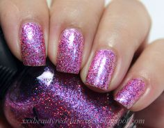 Orly Sparkle Holiday 2014 - Explosion of Fun
