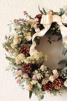Wreath detail