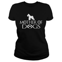 MOTHER OF DOGS Miniature Schnauzer