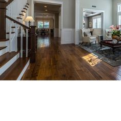 Walnut Hardwood Flooring, Stairs, Home Decor, Stairway, Decoration Home, Room Decor, Staircases, Home Interior Design, Ladders