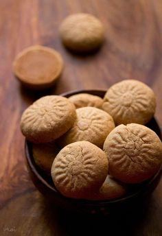 whole wheat nankhatai easy recipe