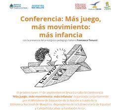 Bibliotecarios de la Región 6 CENDIE: Tonucci en la Biblioteca Nacional de Maestros: Más...