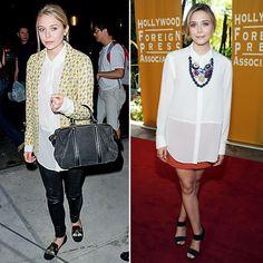 Elizabeth Olsen style inspiration