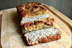 Perfect Paleo Banana BRead from Peanut Butter Runner  [ almond & coconut flour]