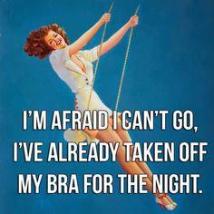Girls night out invite? Nah, I'll pass. - Album on Imgur