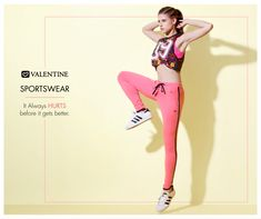 No matter how many times you Fall, what matters is each time you get up and run harder. Sportswear collection from valentine. https://www.valentineclothes.com/women/active-wear.html #Sportswear #Gymwear #Gym #Fitness #Fitnesswear #Leisurewear #Activewear #Valentine #ValentineClothes #MadewithLove #FollowyourHeart #HappyShopping