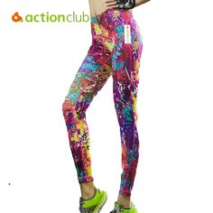 Actionclub Compression Women Yoga Pants / Leggings / Tights //Price: $23.90 & FREE Shipping //     #yogamat
