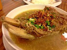 Cara Membuat Sup Konro Makassar