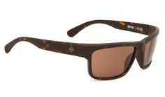 a90f41e497b Camo tort looks so hot with your best dark jeans and a white tee. Spy  Frazier Sunglasses - Matte Camo Tortoise Sunglasses with Happy Bronze  Polarized Lens
