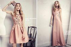 Vestidos curtos e compridos para casamentos da H #casamento #vestidos #convidadas #rosa