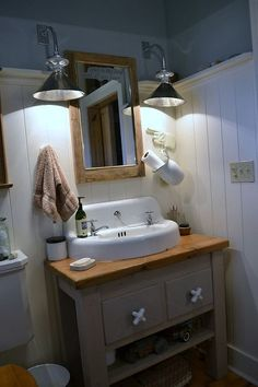 10 Chic and Clever Diy Ideas For Small Bathrooms 6 | Diy Crafts Projects & Home Design