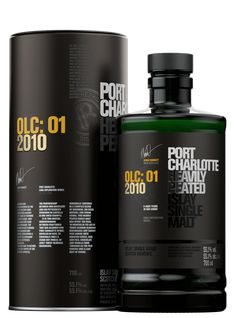 Port Charlotte OLC: 01 10 Year Old, 10 Years, Kentucky, Tennessee, Smoked Oysters, Isle Of Islay, Port Charlotte, Old Port