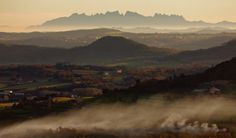 Montserrat d'hivern by Marc Serarols on 500px