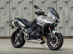 Triumph's excellent Tiger 1050, absent from the lineup for several years, has been reborn for 2016 as the much improved Tiger Sport.