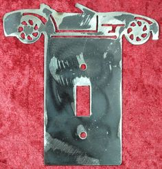 1994 Viper Light Switch Cover Plate, Light Switch Cover, Home Decor, Office Decor, Sports Car, Convertible, Gift for Him or Her by CassteenIronworks on Etsy  Coupon: PINTEREST15