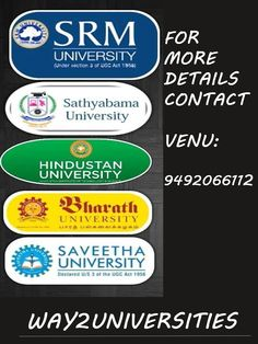 Admissions into top universities