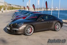 Thoughts on Anthracite? - 6SpeedOnline - Porsche Forum and Luxury Car Resource