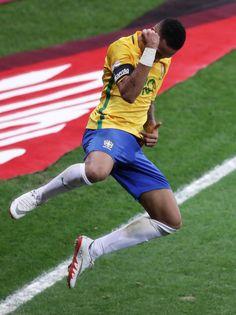 Neymar 10/11/2016 Brazil vs Argentina 3-0