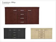 Severinka_'s Lawrence dresser
