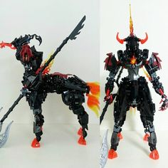 """124 Likes, 2 Comments - Destroyer (조영훈) (@regalien_destroyer) on Instagram: """"My 2 years ago Lego bionicle moc <Kentaros Gone> (2) #bionicle #biogram #regalien #moc"""""""