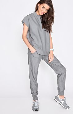 These sleek, stylish jogger scrub pants are super comfy but have a streamlined, urban-inspired feel and functionality to keep up with your hustle. Chiropractic Office, Scrub Pants, Keep Up, Terra, Hustle, Scrubs, Nursing, Dental, Joggers