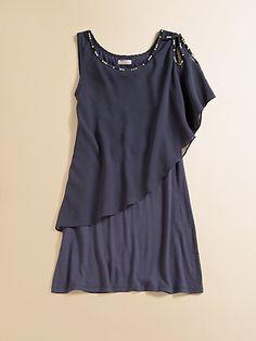 Sally Miller - Girl's Beaded Flower Dress - Saks.com