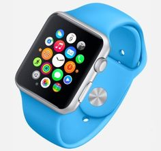 Apple Watch 38mm Silver Aluminum Case Blue Sport Band for $469 http://sylsdeals.com/apple-watch-38mm-silver-aluminum-case-blue-sport-band-for-469/
