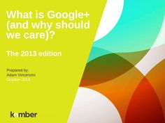 Is Google+ a social network? Is Google+ a social layer for Google's product suite? It's both. Here's more on that...