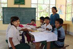 PTPI visit in Myanmar.