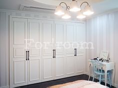 Cherevil Apt. Home interior design, designed by Forroom. South Korea.