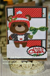 Ink and Paper Creations: Scrappy Moms Sneek #2