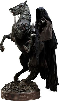 Dark Rider of Mordor Nazgul Premium Format™️ Figure by Sideshow Collectibles