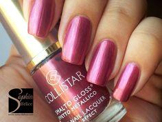 Smalto Gloss Effetto Metallico  Numero 647 - Edizione Limitata 2014#civuolesmalto #Collistar #smalto #unghie #nails #2014 #makeup #metallico
