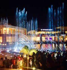Cairo Festival City Mall, Egypt