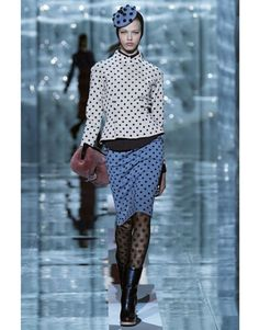Marc Jacobs dots Fall 2011