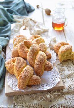 Ricotta, Brownie Cookies, Cake Cookies, Cookie Recipes, Dessert Recipes, Desserts, Donuts, Italian Cake, Sweet Bread