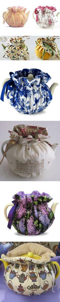 Хранительница чайного тепла для влюблённых в чай - Ярмарка Мастеров - ручная работа, handmade