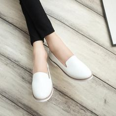 Hot!! 2016 Spring New Street Korea Little White Shoes Fashion Wind Flat Shoes Flat Women's Shoes For Women Ladies Girls