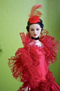 THE FASHION DOLL REVIEW: The Cardinal