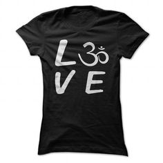 Awesome Tee LOVE YOGI Shirts & Tees