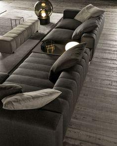Moderne Sofas Wohnzimmer Gestalten