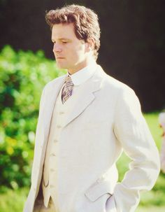 Colin Firth, John 'Jack' Worthing - The Importance of Being Earnest (2002) #oscarwilde